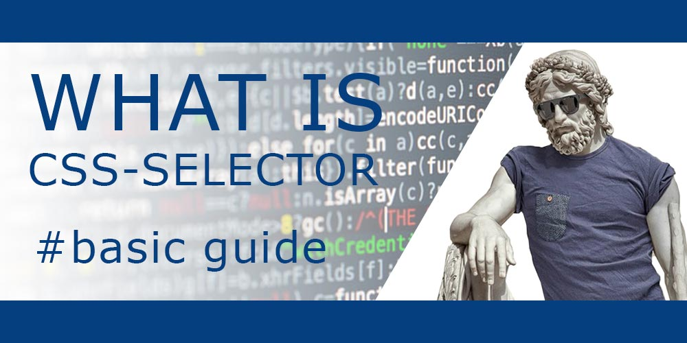 What is a CSS selector