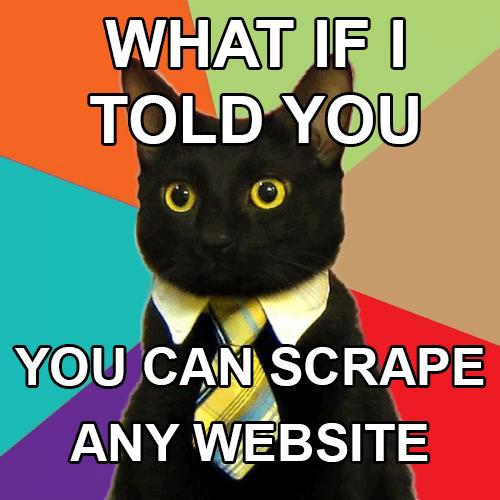 Scrape any website online with C# - amazon, Walmart, eBay, google, craigslist, aliexpress